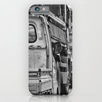 iPhone & iPod Case featuring Traffic Reflection by MistyAnn