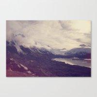 New Zealand (4) Canvas Print