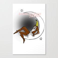 Donna Summer Squash Canvas Print