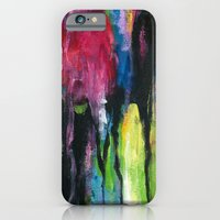 iPhone & iPod Case featuring Heart Drops by Gayle Wheatley
