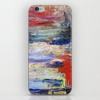 Untitled Abstract #5 iPhone & iPod Skin