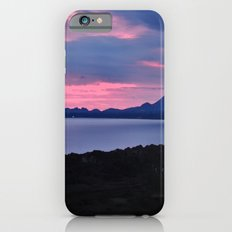 Harlech Sunset iPhone 6 Slim Case