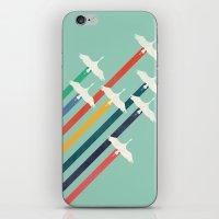 The Cranes iPhone & iPod Skin