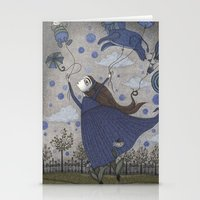 Violetta Dreaming Stationery Cards
