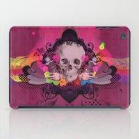 Skull Rainbow iPad Case