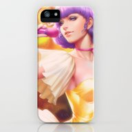 iPhone & iPod Case featuring Creamy Mami Forever by Artgerm™