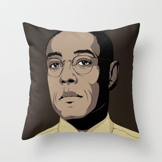 G.F. Throw Pillow