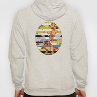 Glitch Pin-Up Redux: Far… Hoody