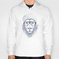 Cool Lion Hoody