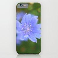 cornflower blue iPhone 6 Slim Case