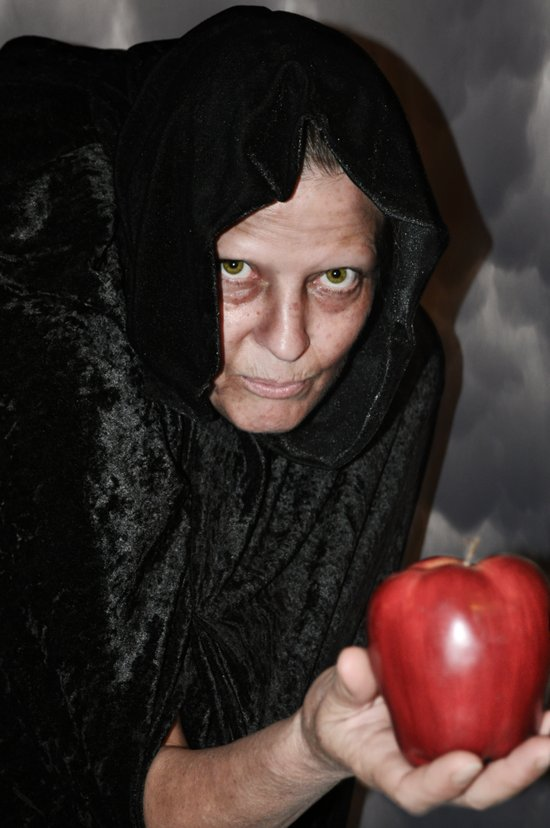 Evil Queen-Disney Villains Series Art Print