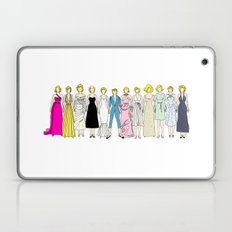 Outfits of Marilyn Fashion Laptop & iPad Skin