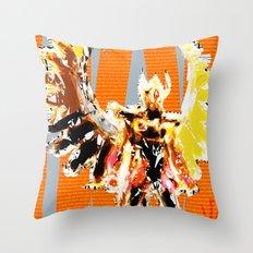 Saint Seiya - Ikki Throw Pillow