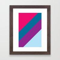 Resurgence Framed Art Print