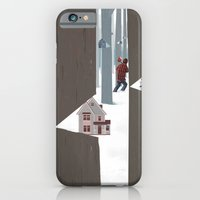 iPhone & iPod Case featuring A Tree In The Forest by Jeff Szuc