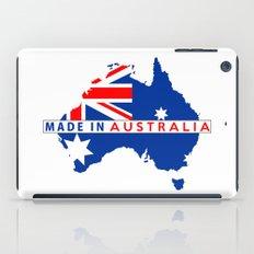 made in australia iPad Case