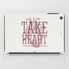 Take Heart iPad Case