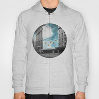 Between The Walls Hoody