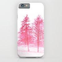 Pink Winter iPhone 6 Slim Case