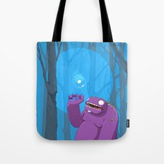Ghost of Mello Marsh Tote Bag