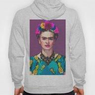 Frida Kahlo-Trendy  Hoody