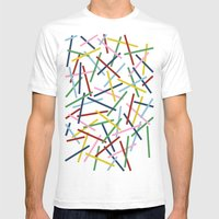 Kerplunk 15 Mens Fitted Tee White SMALL