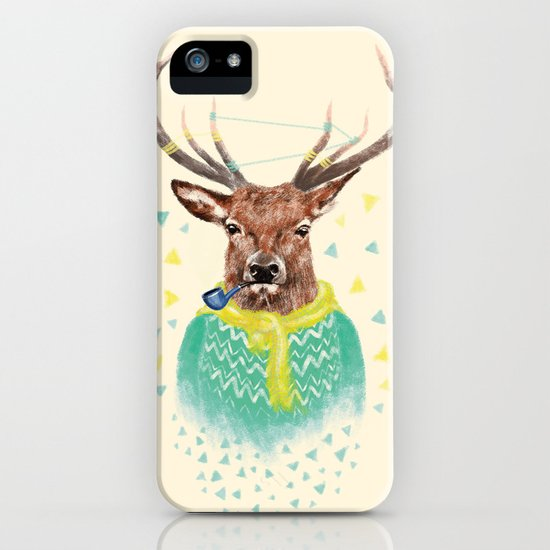 Wonder Deer iPhone & iPod Case