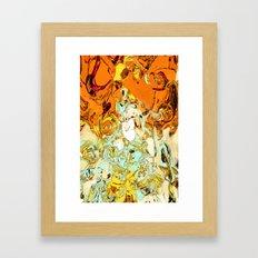 splashland Framed Art Print