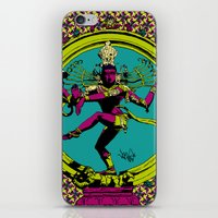 Natraj Dance iPhone & iPod Skin