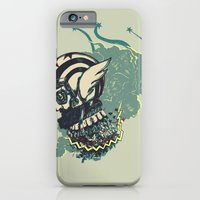 iPhone & iPod Case featuring Biker by Nicolae Negura