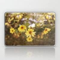 Five Flowers Laptop & iPad Skin
