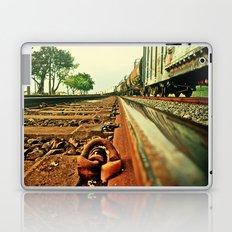 Train Track Laptop & iPad Skin