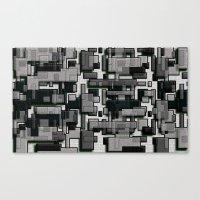 Cubish Canvas Print