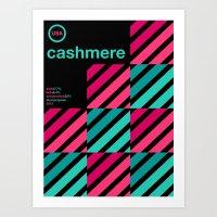 cashmere single hop Art Print