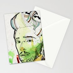 Life without freedom Stationery Cards