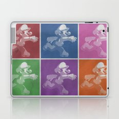 Super Mario Pop Laptop & iPad Skin