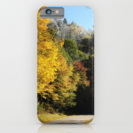 Down this road iPhone & iPod Case