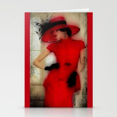 Red Hat  Stationery Cards