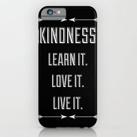 Kindness iPhone 6 Slim Case