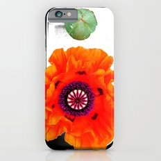 Orange et grrr iPhone 6 Slim Case