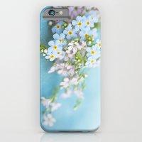 Unforgettable prettiness iPhone 6 Slim Case