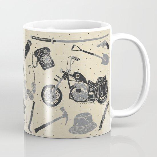 Artifacts: Walking Dead Mug