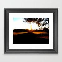 Louisiana State Universi… Framed Art Print