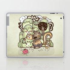 Happy Squirrel Laptop & iPad Skin