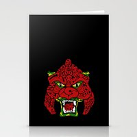 Battle-Cat Stationery Cards