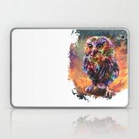 Brave Little Owl Laptop & iPad Skin