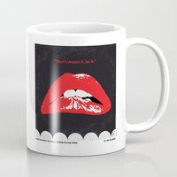 No153 My The Rocky Horror Picture Show minimal movie poster Mug