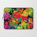 MultiBubbles Laptop Sleeve