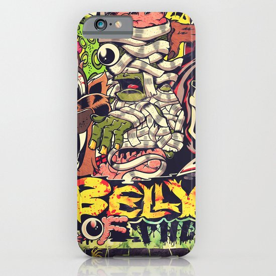 Belly of the beast iPhone & iPod Case