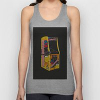 Mum, can I have 10p for another go? Unisex Tank Top